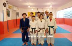 2019 Εσωτερικοί Αγώνες Nage No Kata τζούντο / Internal Club Nage No Kata Judo Championships
